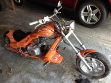 Buy 2005 model 302 chopper