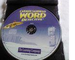 Buy The Learning Company Carmen Sandiego Word Detective (PC 2007) DIGITAL DATA COMPA