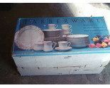 Buy NEW FARBERWARE SOUTHAMPTON 68 PC FINE TRANSLUCENT CHINA SET