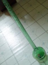"Buy Vintage Chianti Casa Nuova 1 Gallon bottle 44 1/2"" Tall Plain Design"