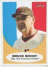 Buy 2010 Topps Heritage #220 Bruce Bochy