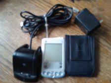 Buy 1 Used Palm I705 PDA WITH STYLUS,USB Data Cable,Docking Station