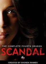 Buy Scandal the complete fourth season