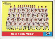 Buy 2010 Topps Heritage #228 New York Mets