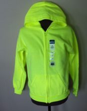 Buy Safety Green Youth Hoodie