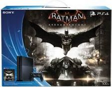 Buy Sony PS4 + 2 Joysticks + Batman Arkham Knight+ Fifa 2015