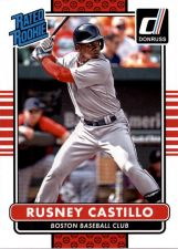 Buy 2015 Donruss #31 - Rusney Castillo - Red Sox