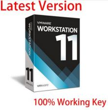 Buy Latest Version Virtualbox VMware Workstation 11 Virtual Machine For Win 64 Bit