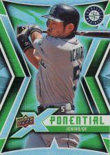Buy 2009 Upper Deck Xponential #X5-IS - Ichiro Suzuki - Mariners
