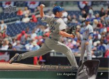 Buy 2010 Upper Deck #288 - Clayton Kershaw - Dodgers