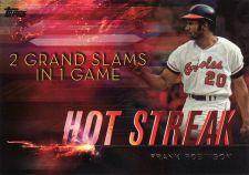 Buy 2015 Topps Hot Streak #HS-9 - Frank Robinson - Orioles