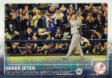 Buy 2015 Topps #319 - Derek Jeter - Yankees