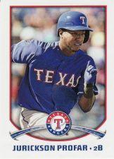 Buy 2015 Topps Stickers #134 - Jurickson Profar - Rangers