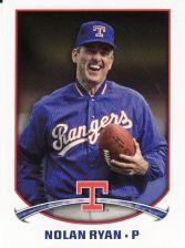 Buy 2015 Topps Stickers #136 - Nolan Ryan - Rangers