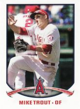 Buy 2015 Topps Stickers #99 - Mike Trout - Angels