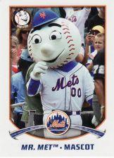 Buy 2015 Topps Stickers #193 - Mr. Met - Mets