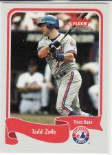 Buy 2004 Fleer Tradition #237 - Todd Zeile - Expos