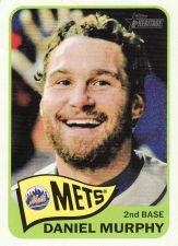 Buy 2014 Topps Heritage #87 - Daniel Murphy - Mets