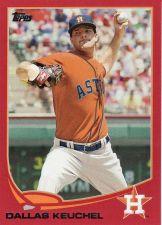 Buy 2013 Topps Target Red #522 - Dallas Keuchel - Astros