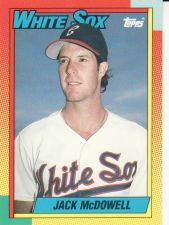 Buy 1990 Topps Traded #71T - Jack McDowell - White Sox