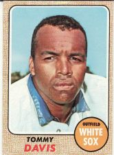 Buy 1968 Topps #265 - Tommy Davis - White Sox