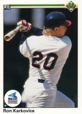 Buy 1990 Upper Deck #69 - Ron Karkovice - White Sox