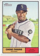 Buy 2010 Topps Heritage #230 Chone Figgins