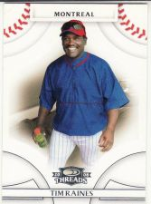 Buy 2008 Donruss Threads #37 - Tim Raines - Expos