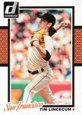 Buy 2014 Donruss #183 - Tim Lincecum - Giants