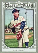 Buy 2013 Gypsy Queen #309 - Bob Lemon - Indians