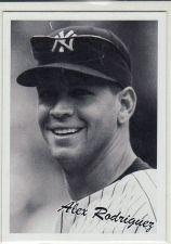 Buy 2008 UD Goudey #252 - Alex Rodriguez - Yankees