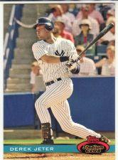 Buy 2007 Topps Wal-Mart #WM17 - Derek Jeter - Yankees