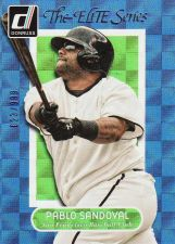 Buy 2015 Donruss The Elite Series #25 - Pablo Sandoval - Giants