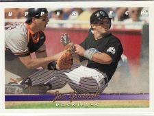 Buy 1993 Upper Deck #571 - Joe Girardi - Rockies