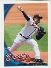 Buy 2010 Topps #272 - Jair Jurrjens - Braves