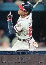 Buy 2013 Topps Update Postseason Heroes #PH-12 - Deion Sanders - Braves