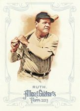 Buy 2013 Allen & Ginter #3 - Babe Ruth - Yankees
