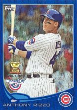 Buy 2013 Topps Opening Day Blue #80 - Anthony Rizzo - Cubs