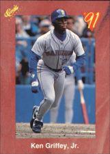 Buy 1991 Classic II #T1 - Ken Griffey Jr. Mariners