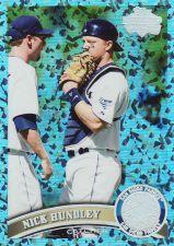 Buy 2011 Topps Hope Diamond Anniversary #384 - Nick Hundley - Padres