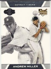 Buy 2007 Topps Co-Signers #100 - Andrew Miller - Tigers