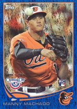 Buy 2013 Topps Opening Day Blue #172 - Manny Machado - Orioles