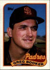 Buy 1989 Topps #319 - Greg Booker - Padres