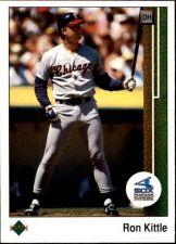 Buy 1989 Upper Deck #711 - Ron Kittle - White Sox