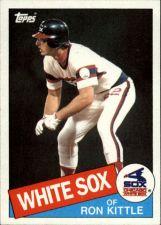Buy 1985 Topps #105 - Ron Kittle - White Sox