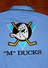 "Buy ""M"" DUCKS SIZES Highest quality designed ""M-DUCKS POLO SHIRTS"""