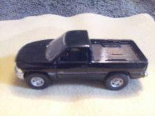 Buy MAISTO BLACK DODGE RAM Scale 1:46