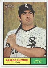 Buy 2010 Topps Heritage #257 Carlos Quentin