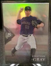 Buy Jonathan Gray - 2014 Bowman Platinum Chrome Prospects #BPCP12