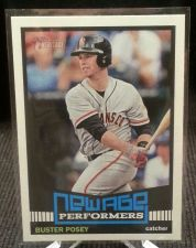 Buy Buster Posey - 2015 Topps Heritage New Age Performers #NAP-8